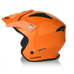 _Acerbis Trial Aria Helmet Orange Fluo | 0022569.014 | Greenland MX_