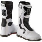 _Hebo Tech Comp Trial Boots White | HT1020B | Greenland MX_