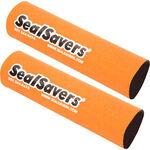 _Neoprene fork seal savers long orange | SS-004L | Greenland MX_