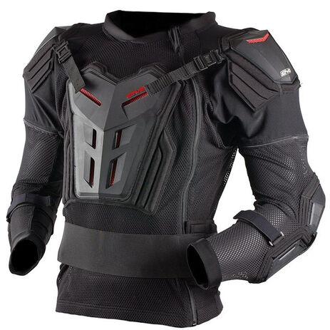 _EVS Comp Suit Jacket Protector Black | CSBKP | Greenland MX_